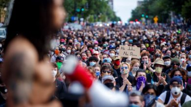 Photo of Protests gather momentum in US after Trump's response to unrest