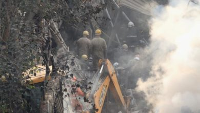 Photo of Chemical factory explosion in India kills 5 workers