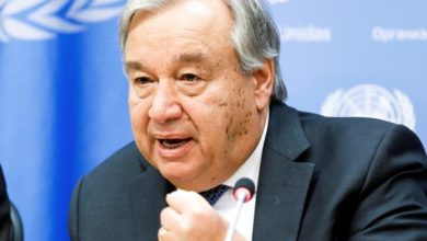 Photo of UN chief: Nature must be top priority in wake of pandemic