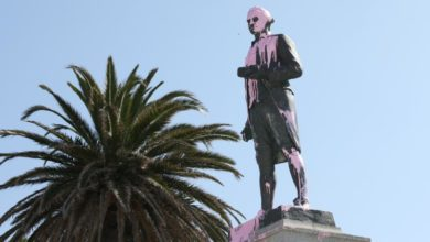 Photo of New Zealand city removes statue amid Oceania protests against oppression