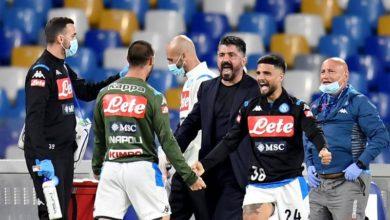 Photo of Napoli to battle Juventus for Coppa Italia