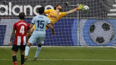 Photo of Athletic, Atletico Madrid battle to 1-1 result