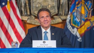 Photo of Cuomo: NY has lowest Covid-19 hospitalizations, death toll since late March