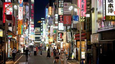 Photo of Kabukicho, Tokyo's red light district in coronavirus spotlight