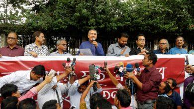 Photo of Bangladesh teacher arrested for controversial Facebook post