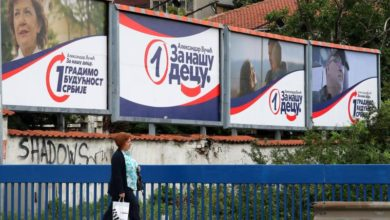 Photo of Masks, disinfectant and distance: Serbia prepares for elections amid pandemic
