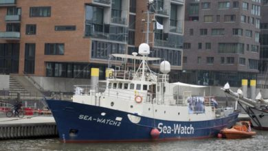 Photo of Sea Watch appeals for port after rescuing 211 migrants in 2 days