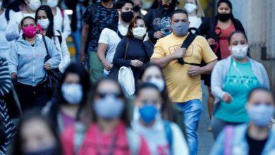 Photo of Brazil's confirmed coronavirus cases pass 1-million mark