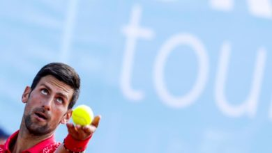 Photo of Djokovic tests positive for Covid-19 amid tournament controversy