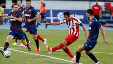 Photo of Atletico Madrid climb into 3rd place with away win