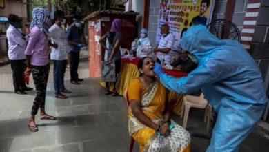 Photo of India set to breach grim milestone of 500,00 Covid-19 cases