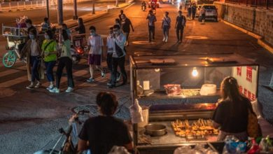 Photo of Street vendors become source of hope for China's economy