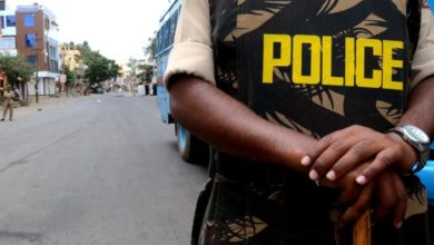 Photo of Alleged custodial deaths of father, son spark outrage in southern India