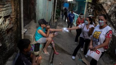 Photo of Hip hop, funk helping to spread Covid-19 awareness in Brazilian favela