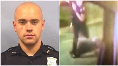 Photo of Officer Who Fatally Shot Rayshard Brooks in Atlanta Charged With Murder