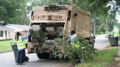 Photo of Trash Problems Persist Across Memphis as City Contractor Works to Catch Up on Pandemic Trash Collection