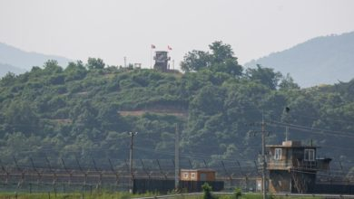 Photo of Number of North Korean defectors to South reaches record low