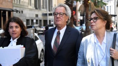 Photo of Aussie court upholds Geoffrey Rush's $2 million defamation payout