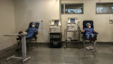 Photo of India opens its first plasma bank in New Delhi to tackle Covid-19