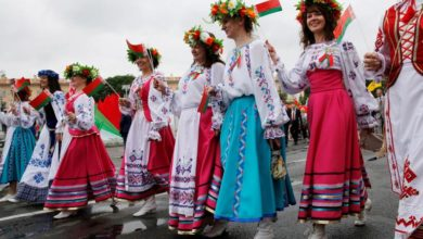 Photo of Belarus celebrates Independence Day