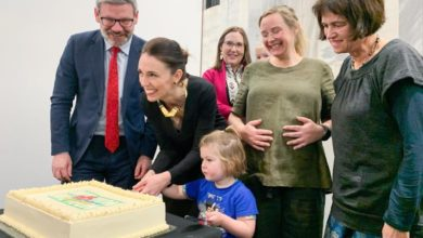 Photo of New Zealand's Ardern kicks off poll campaign with job promise