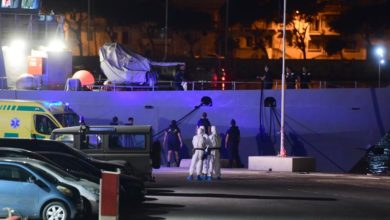 Photo of Malta allows 52 migrants stranded on cattle boat to disembark
