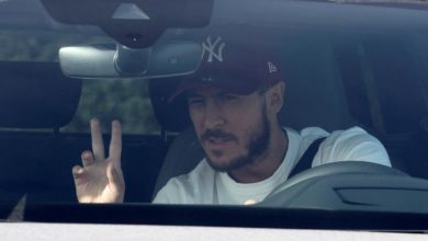 Photo of Real Madrid's Hazard set for return against Alavés despite ankle pains