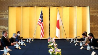 Photo of US, Japan reaffirm joint commitment to regional security issues, North Korea