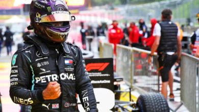 Photo of Hamilton grabs pole position for Styrian Grand Prix
