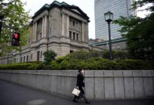 Photo of Bank of Japan expects GDP to contract 4.7 pct in 2020