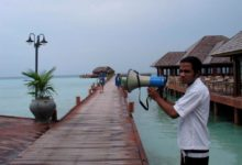 Photo of Maldives opens to tourists amid workers protests post Covid-19 lockdown