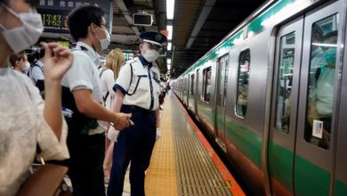 Photo of Tokyo set for new daily COVID-19 record with some 280 new cases