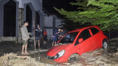 Photo of Indonesia floods death toll climbs to 25 with nearly 70 missing
