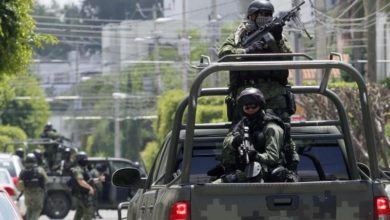 Photo of Powerful Mexican cartel releases video as president wraps up Jalisco visit