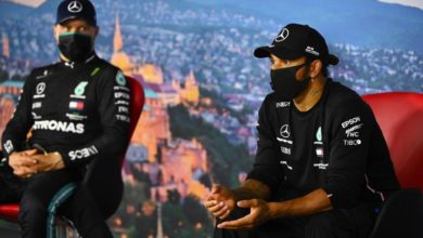 Photo of Hamilton takes pole position for Hungary Grand Prix