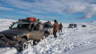 Photo of Volunteers provide lifeline to remote corners of Patagonia