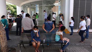 Photo of Mexican president's home state faces alarming increase in coronavirus cases