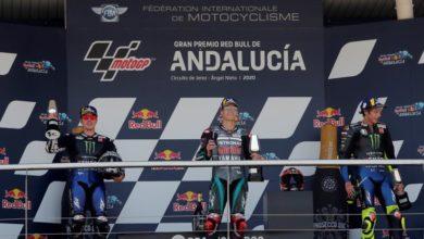 Photo of Quartararo makes it double in Jerez with Andalusia Grand Prix win