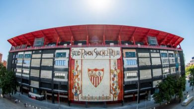 Photo of Sevilla joins growing list of Spanish teams with Covid cases
