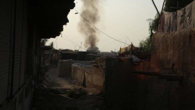 Photo of At least 15 dead in ongoing IS attack on Afghan prison