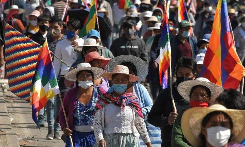 Protests Against Delayed Election Continue In Bolivia La Prensa Latina Media