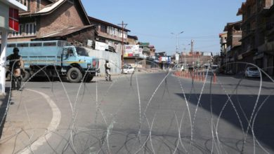 Photo of With restrictions, Kashmir marks year of tumult after autonomy abrogation