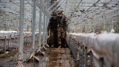Photo of South Korea records longest rainy season to date