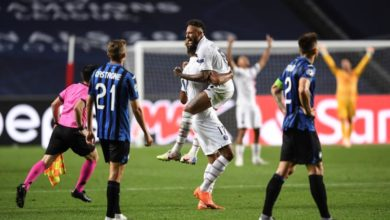 Photo of PSG come from behind against Atalanta to reach Champions semis
