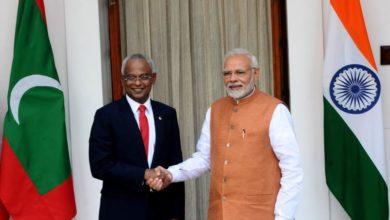 Photo of India pledges $500 million economic aid for Maldives