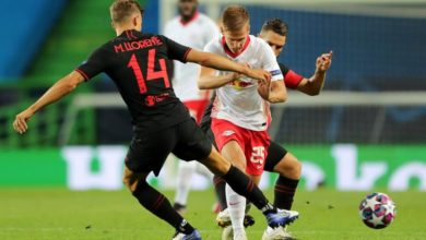 Photo of Atletico Madrid lose to upstart Leipzig in Champions quarterfinal