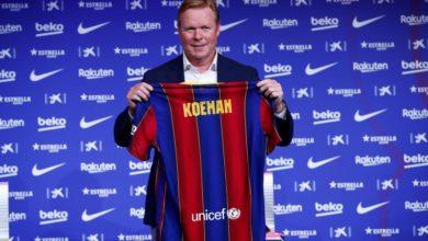 Photo of Barcelona appoint Koeman as club navigates choppy waters
