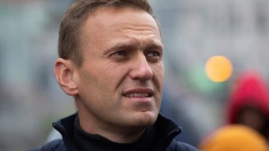 Photo of Russian opposition leader Navalny 'poisoned,' says aide