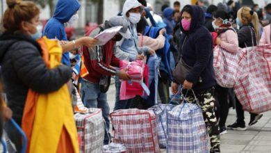 Photo of Peru's already big informal sector expands further amid pandemic