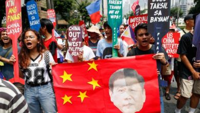 Photo of Philippines lodges protest with China over harassment of fishermen